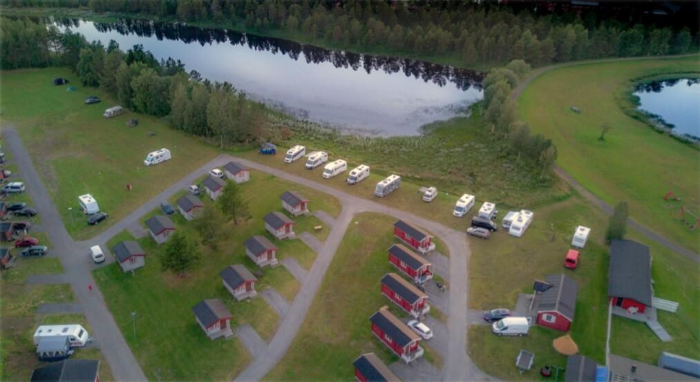 Sorsele Camping och Vandrarhem