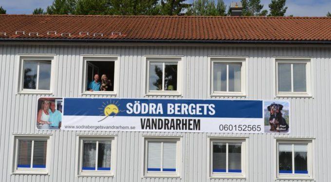 Södra Bergets Vandrarhem Sundsvall