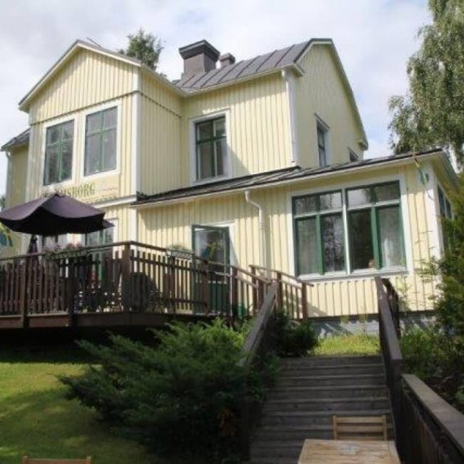 Strömsborg Vandrarhem