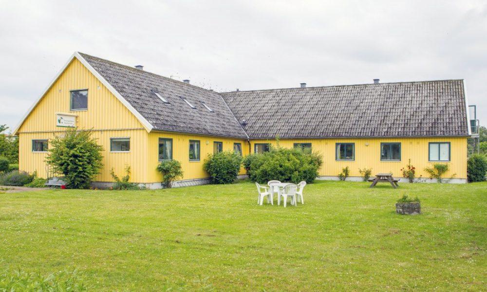 Vandrarhem Södra Sverige