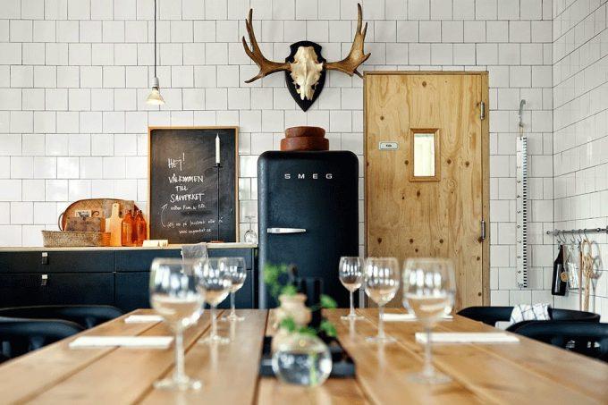 Sågverket Möten Rum & Kök