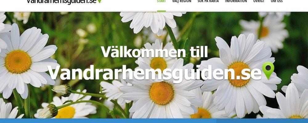 Ny guide för Vandrarhem i Sverige